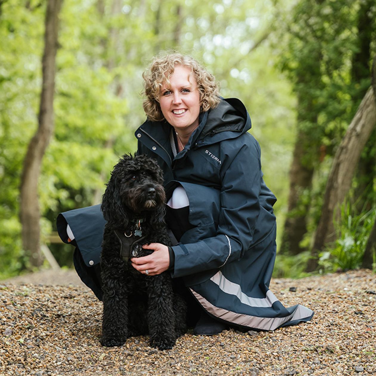 Jenni Winter-Leach Flying Changes Mindset & Performance with Hugo the Sproodle